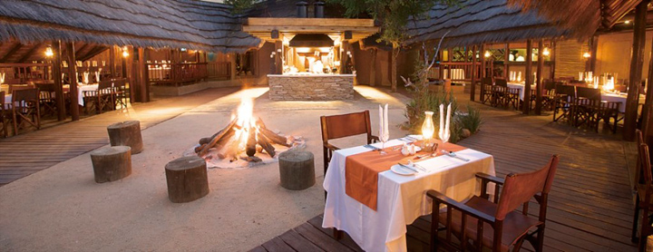 Kapama River Lodge in the Kapama Private Game Reserve
